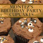 montez's birthday cupcakes